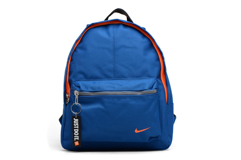 Kids' Nike Classic Backpack Blue jay/Bblack/total orange