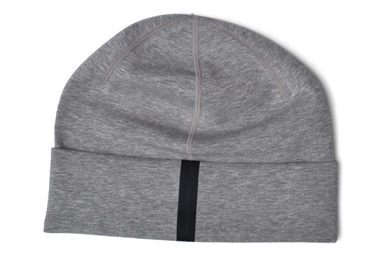 Nike Beanie tech Carbon heather/black/white