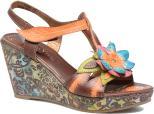 Sandales et nu-pieds Femme Verge