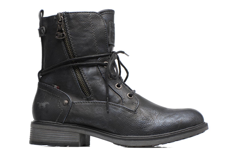 Bottines et boots Mustang shoes Sarliath Bleu vue derrière