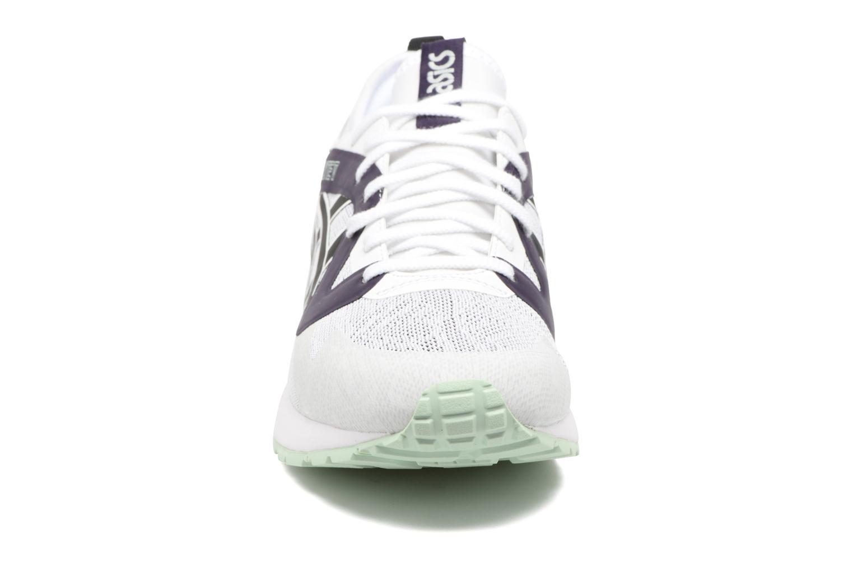 Baskets Asics Gel-Lyte V Ns Blanc vue portées chaussures