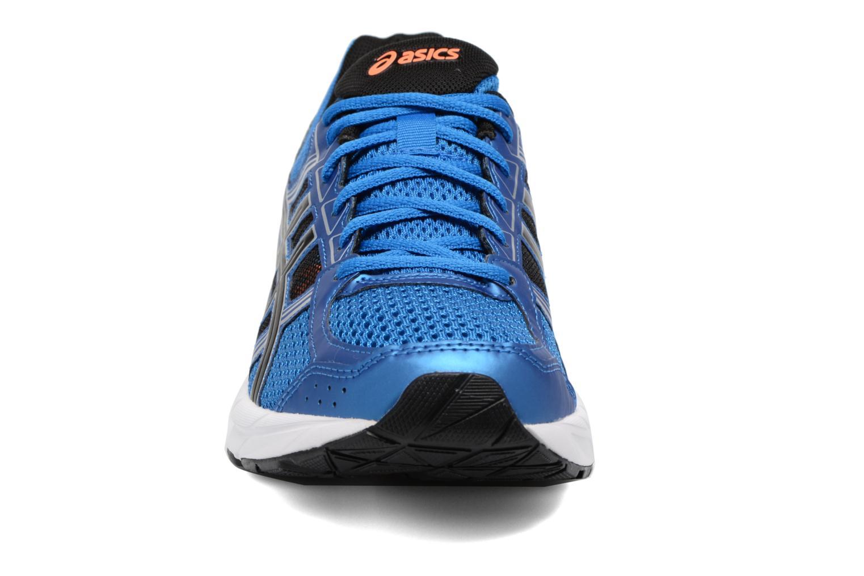 Chaussures de sport Asics Gel-Contend 4 Bleu vue portées chaussures