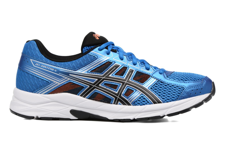 Chaussures de sport Asics Gel-Contend 4 Bleu vue derrière