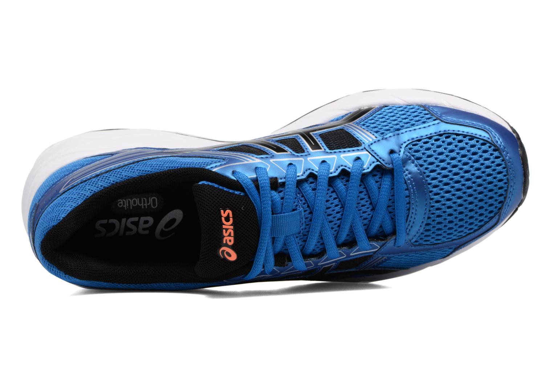 Chaussures de sport Asics Gel-Contend 4 Bleu vue gauche