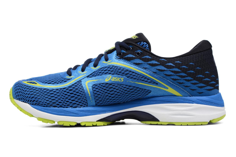 Chaussures de sport Asics Gel-Cumulus 19 Bleu vue face