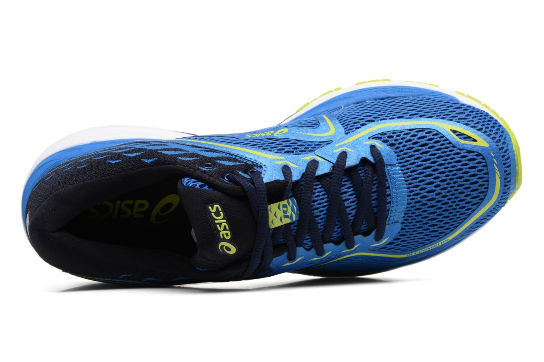 Chaussures de sport Asics Gel-Cumulus 19 Bleu vue gauche