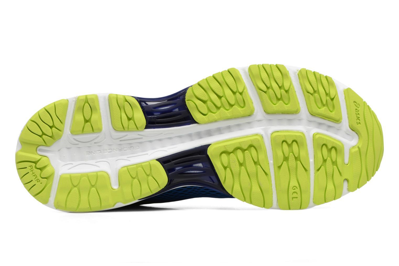 Chaussures de sport Asics Gel-Cumulus 19 Bleu vue haut
