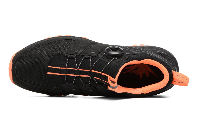 Gel-Fujirado Black/Carbon/Hot Orange