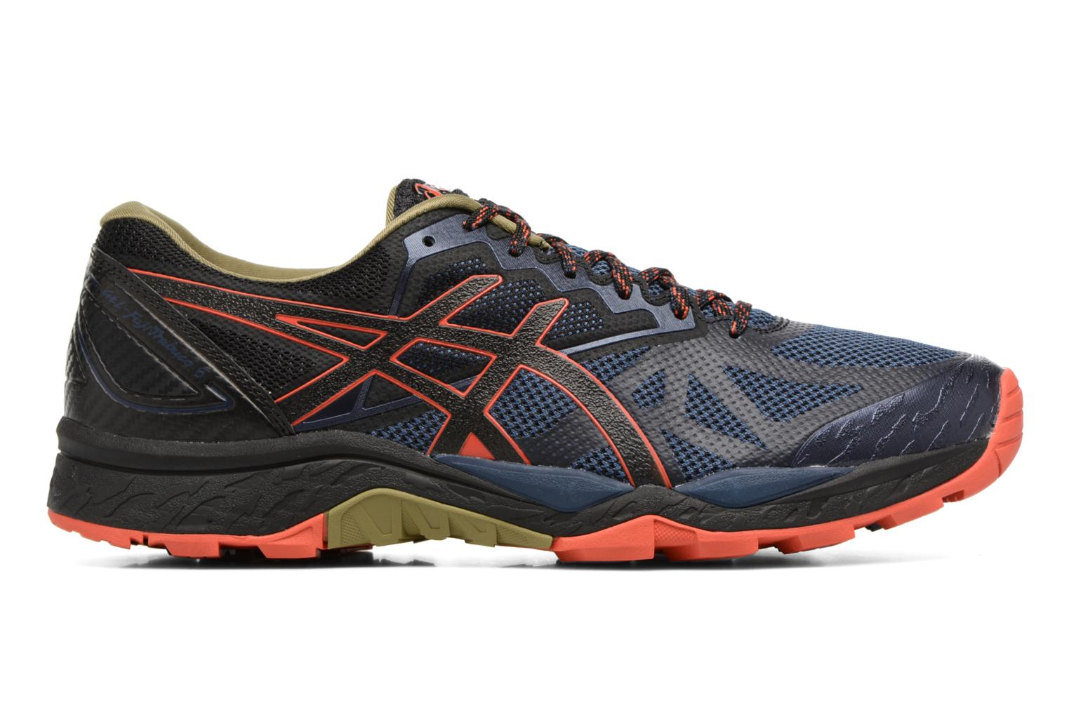Gel-Fujitrabuco 6 Insignia Blue/Black/Red Clay