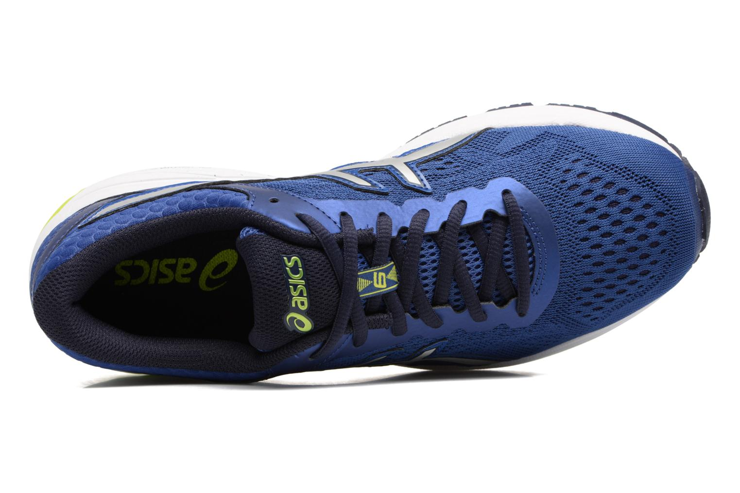 Sport shoes Asics GT 1000 6 Blue view from the left