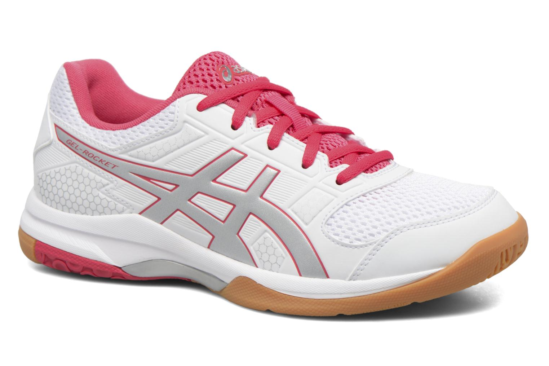 Grandes descuentos últimos zapatos Asics Gel-Rocket 8 W (Blanco) - Zapatillas de deporte Descuento