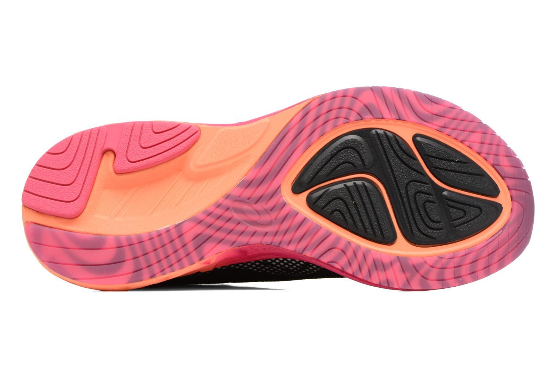 Noosa FF W Black/Hot Orange/Pink Peacock