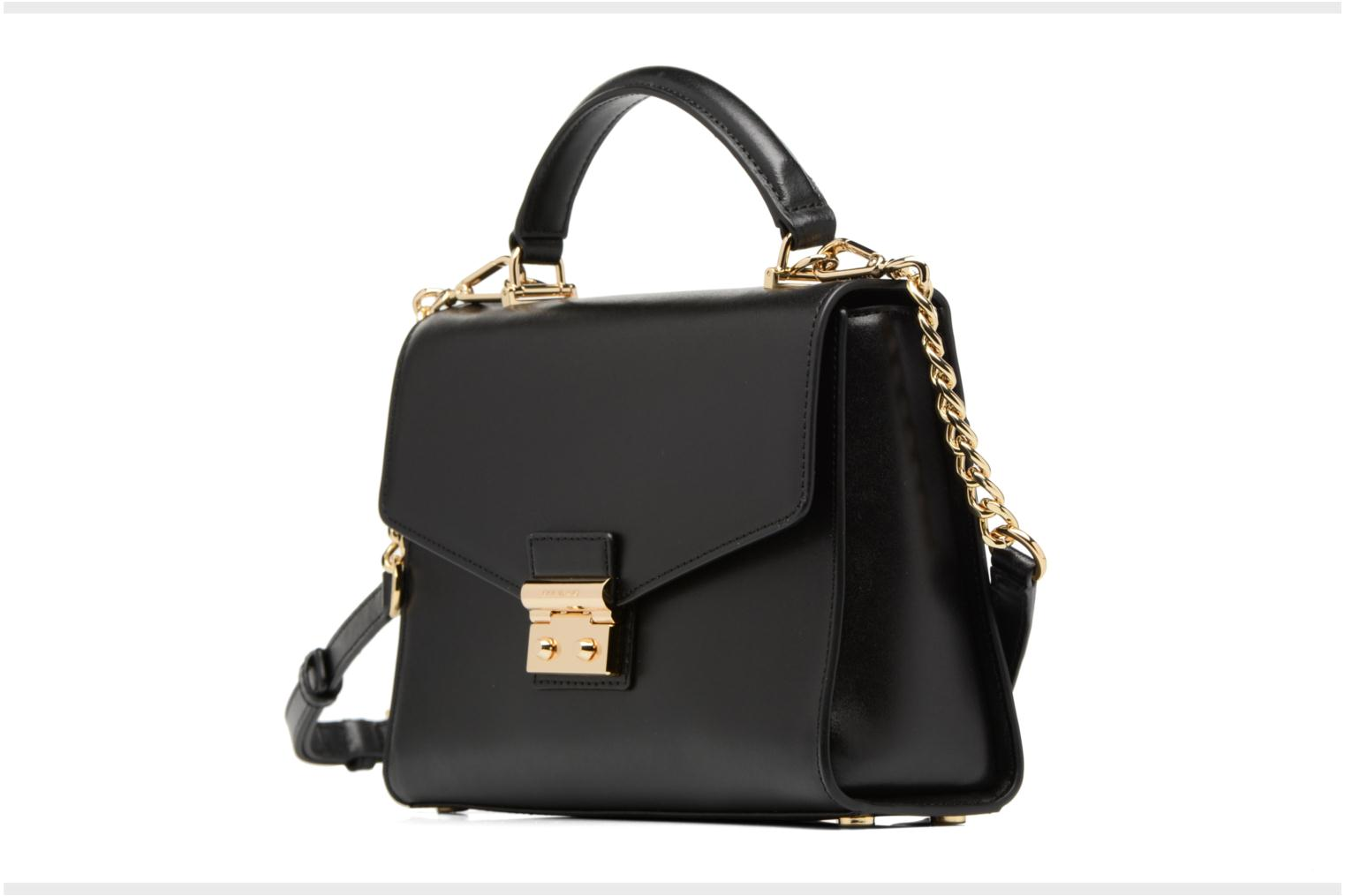 SLOAN MD TH SATCHEL 001 black