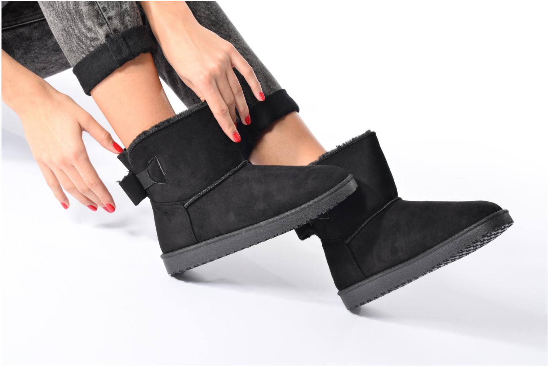Boots en enkellaarsjes I Love Shoes THOUCHAUD Bruin onder