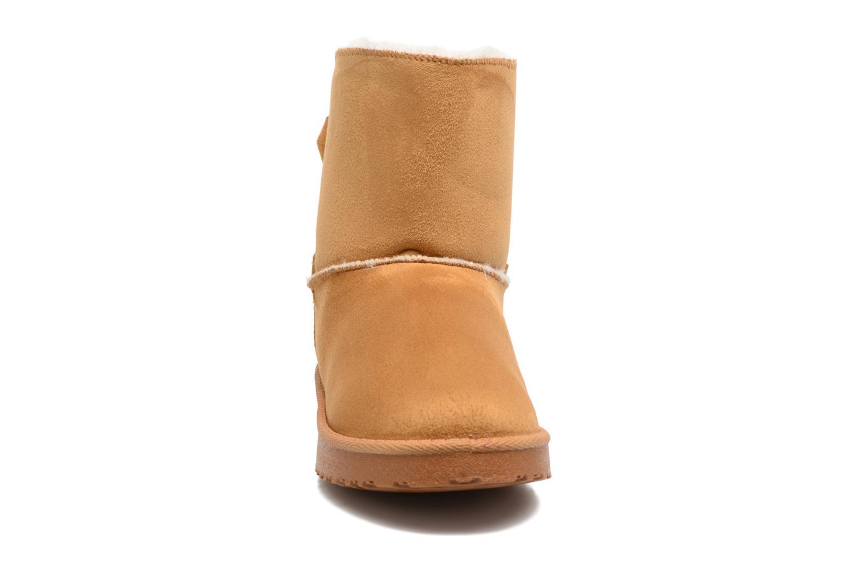 Boots en enkellaarsjes I Love Shoes THOUCHAUD Bruin model