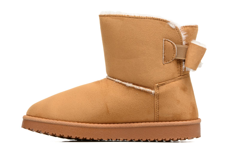 Boots en enkellaarsjes I Love Shoes THOUCHAUD Bruin voorkant