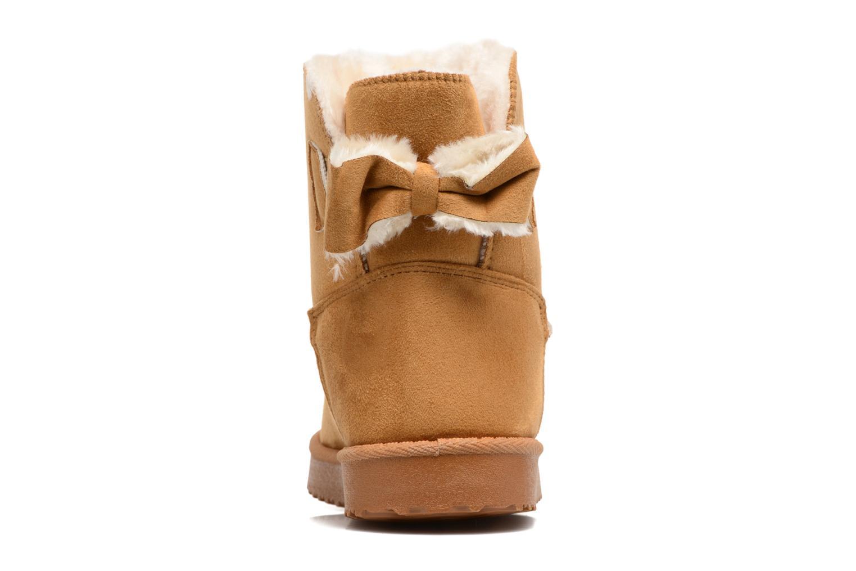 Boots en enkellaarsjes I Love Shoes THOUCHAUD Bruin rechts