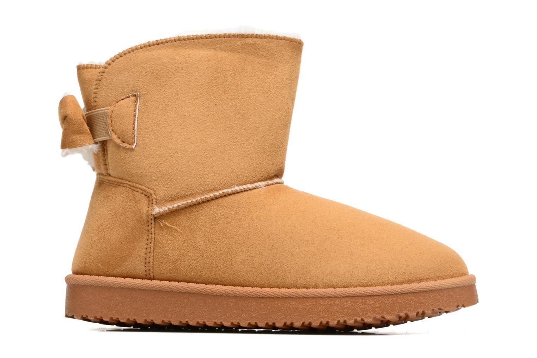 Boots en enkellaarsjes I Love Shoes THOUCHAUD Bruin achterkant