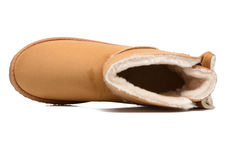 Boots en enkellaarsjes I Love Shoes THOUCHAUD Bruin links