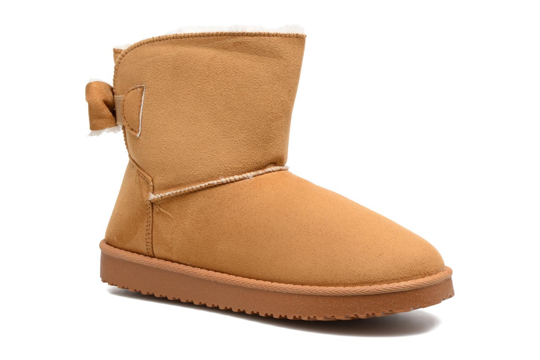 Boots en enkellaarsjes I Love Shoes THOUCHAUD Bruin detail