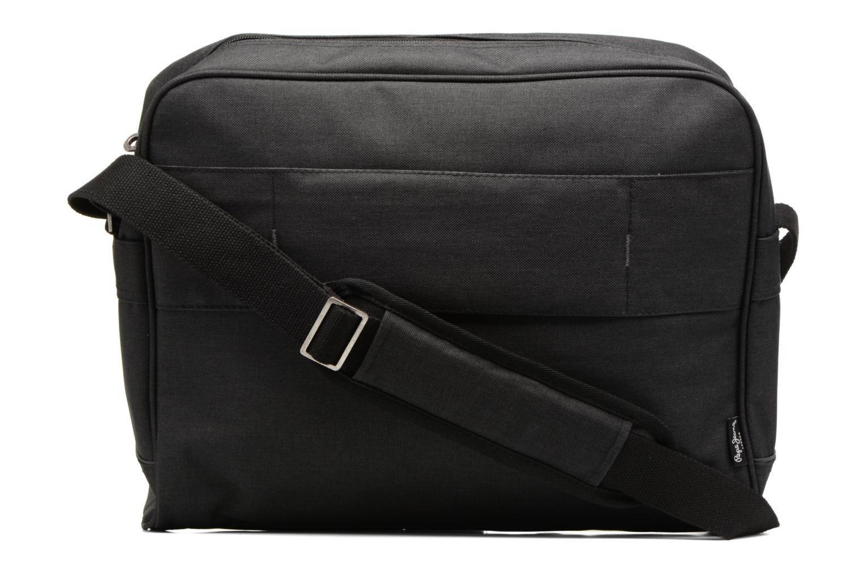 GREENWICH Laptop Satchel Black
