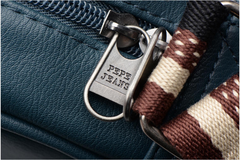 Borse uomo Pepe jeans IVY Bag Azzurro immagine sinistra