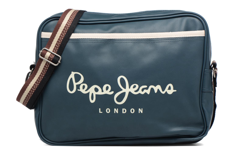 Sacs homme Pepe jeans IVY Bag Bleu vue détail/paire