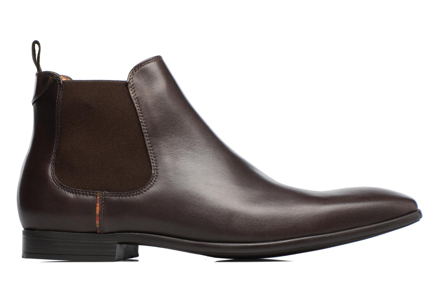 Bottines et boots Paul Smith Falconer Marron vue derrière