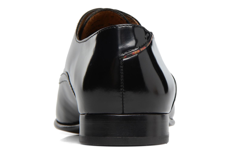 Chaussures à lacets Paul Smith Starling Noir vue droite