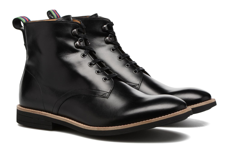 Bottines et boots Paul Smith Hamilton Noir vue 3/4
