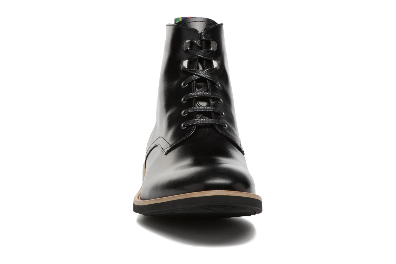 Bottines et boots Paul Smith Hamilton Noir vue portées chaussures