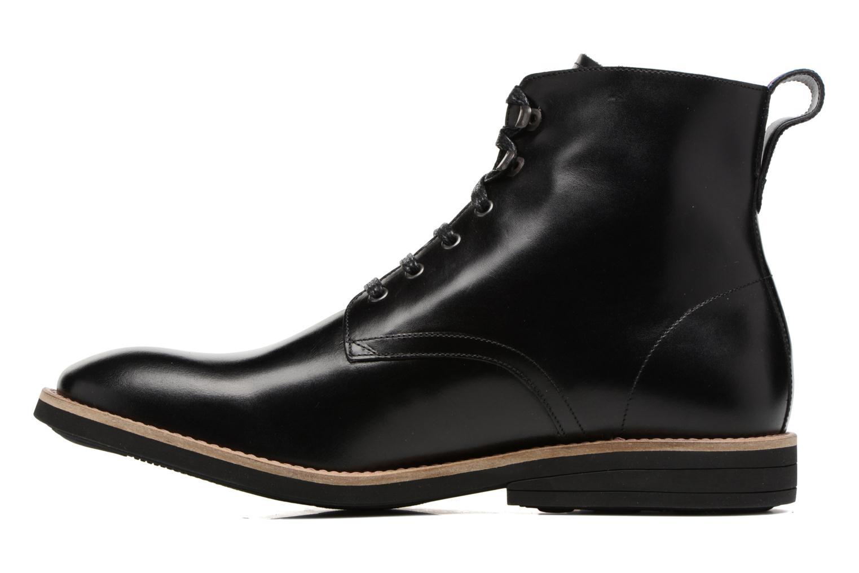 Bottines et boots Paul Smith Hamilton Noir vue face