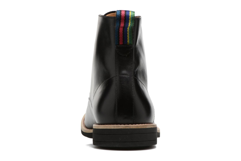 Bottines et boots Paul Smith Hamilton Noir vue droite