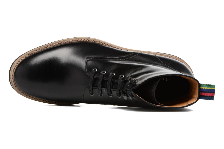 Bottines et boots Paul Smith Hamilton Noir vue gauche