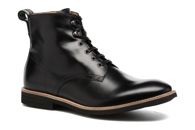 Bottines et boots Paul Smith Hamilton Noir vue détail/paire