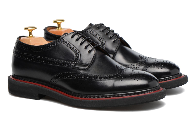 Chaussures à lacets Paul Smith Junior Noir vue 3/4