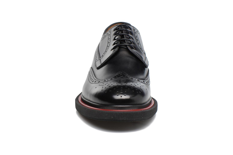 Chaussures à lacets Paul Smith Junior Noir vue portées chaussures