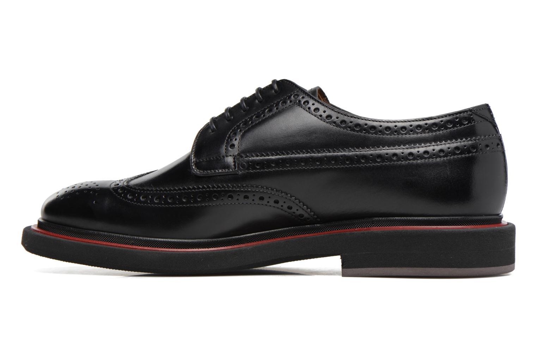 Chaussures à lacets Paul Smith Junior Noir vue face