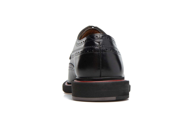 Chaussures à lacets Paul Smith Junior Noir vue droite