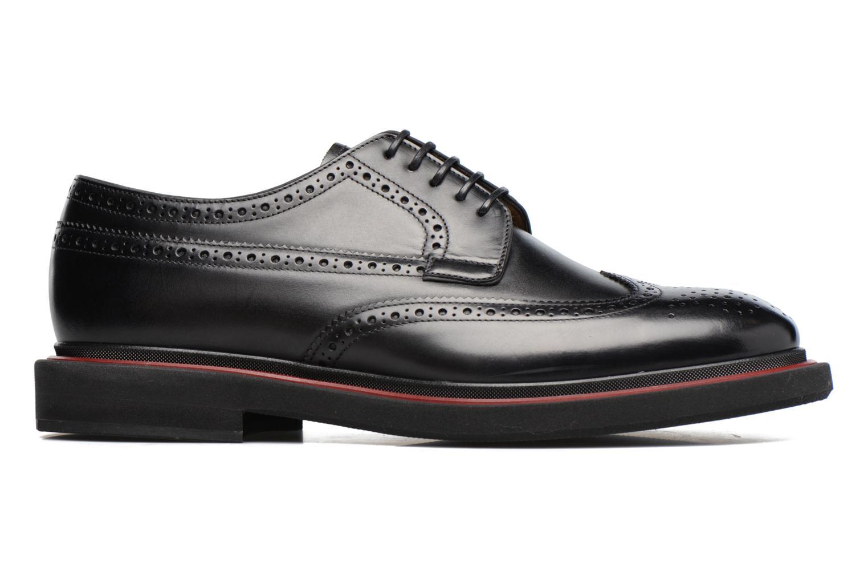 Chaussures à lacets Paul Smith Junior Noir vue derrière