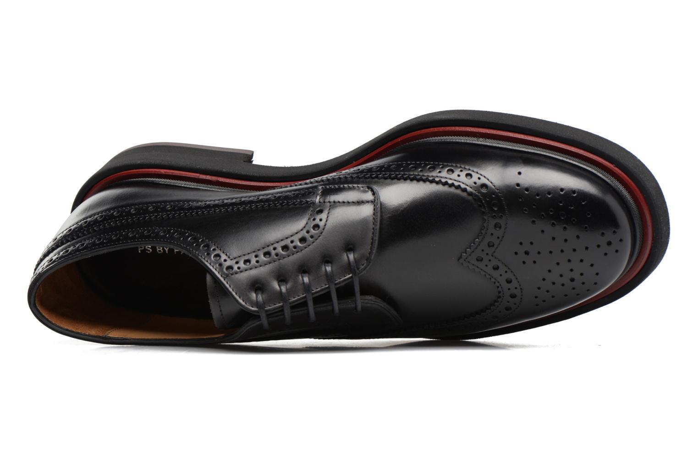 Chaussures à lacets Paul Smith Junior Noir vue gauche
