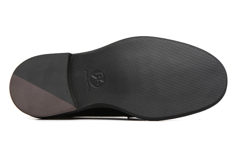 Chaussures à lacets Paul Smith Junior Noir vue haut