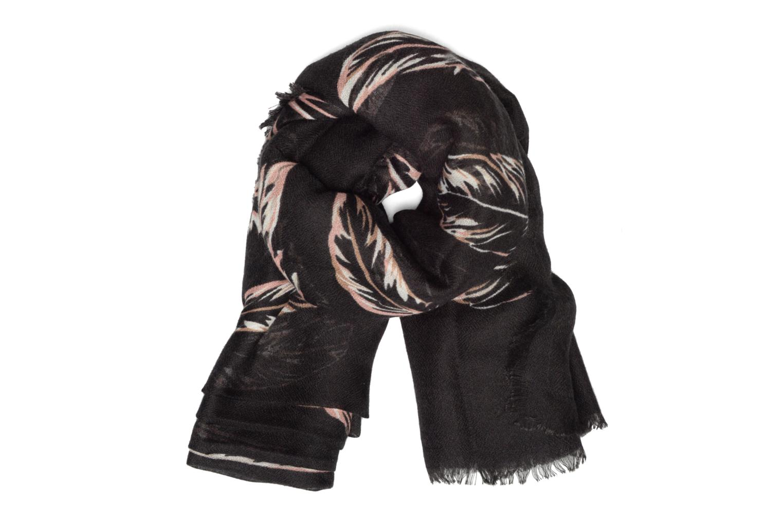 Divers Pieces ROSABELLA Long scarf 100x190 Noir vue détail/paire