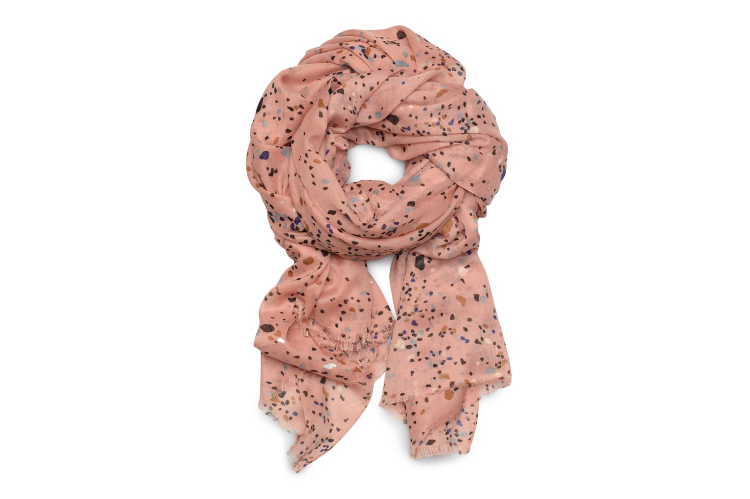 Sonstiges Pieces ROCKY Long scarf 100x200 rosa detaillierte ansicht/modell