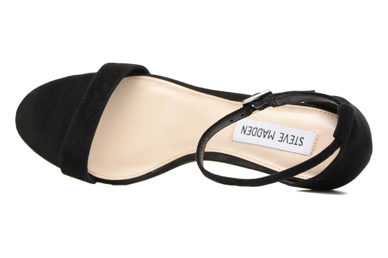 High heels Steve Madden Adelle1 Black view from the left