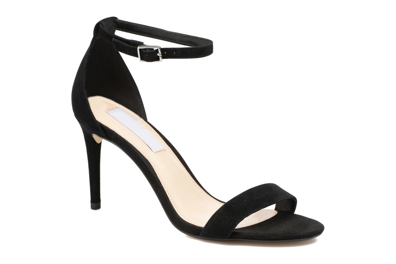 High heels Steve Madden Adelle1 Black detailed view/ Pair view