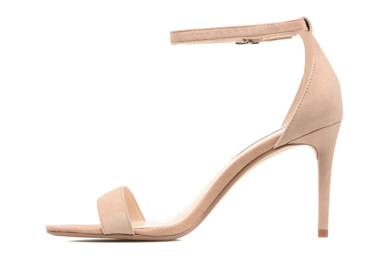 High heels Steve Madden Adelle1 Beige front view