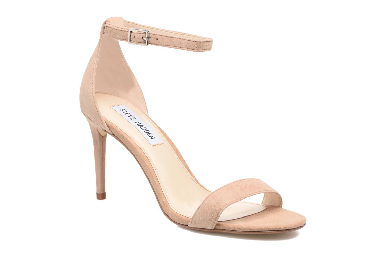 High heels Steve Madden Adelle1 Beige detailed view/ Pair view