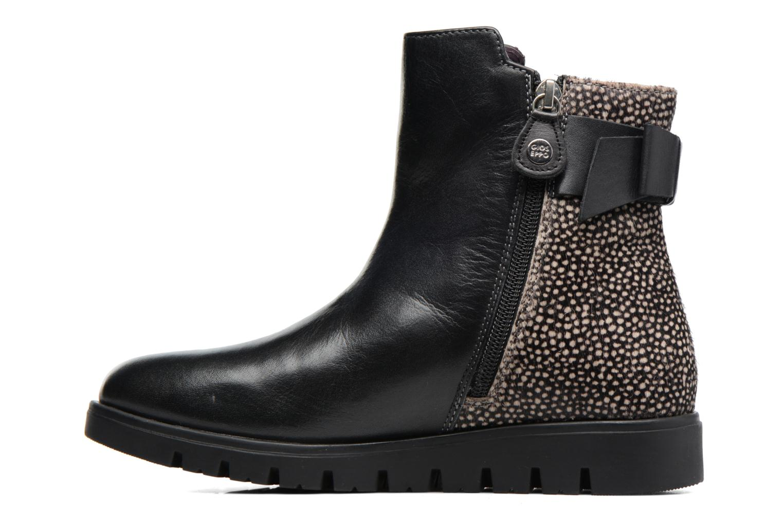Bottines et boots Gioseppo Casona Marron vue face