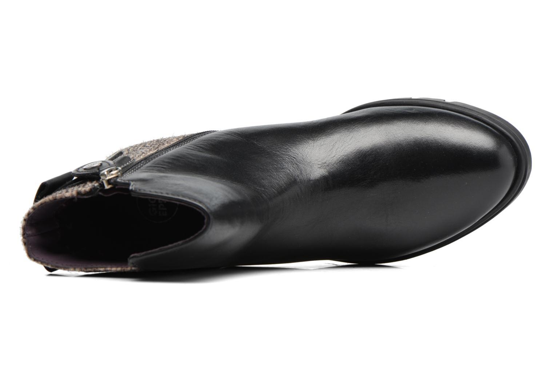 Bottines et boots Gioseppo Casona Marron vue gauche
